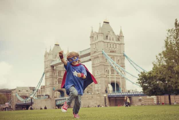 BA and select airports offer free kids' flights as holiday treat