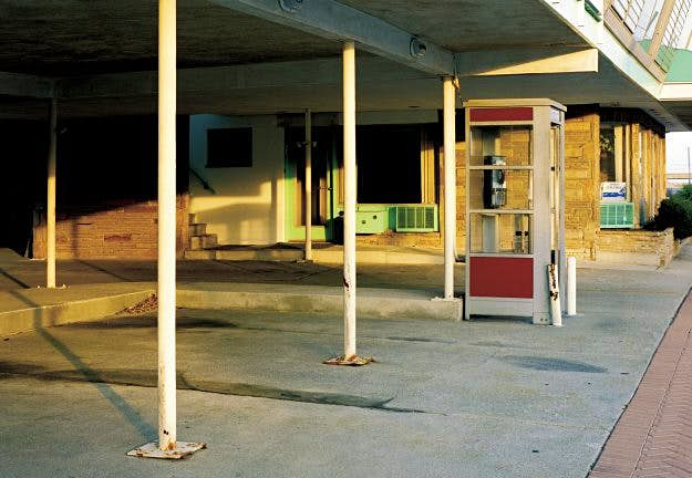Wildwood's motels remained frozen in time for over four decades.