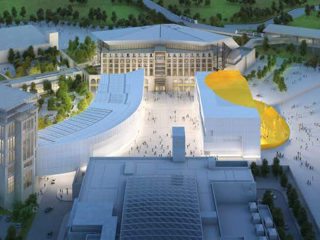 South Korea to get a dynamic new entertainment complex