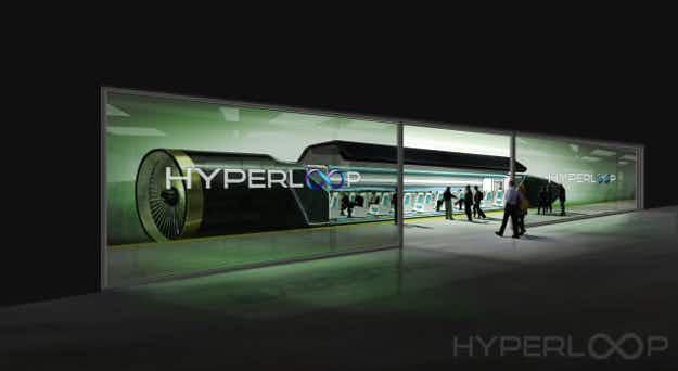 Stockholm to Helsinki in 30 minutes? Hyperloop One could make it happen