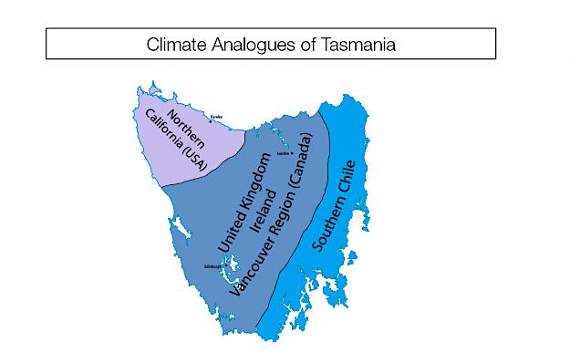 Australia Uk Map Comparison.Colourful Climate Comparison Maps Show The Surprising Similarities