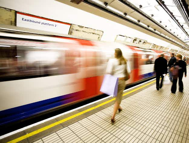 London Tube riders can now read a bit of Shakespeare on their daily commute