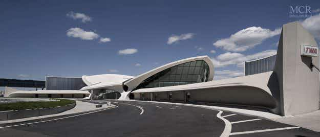 Could this be the world's most glam airport terminal?