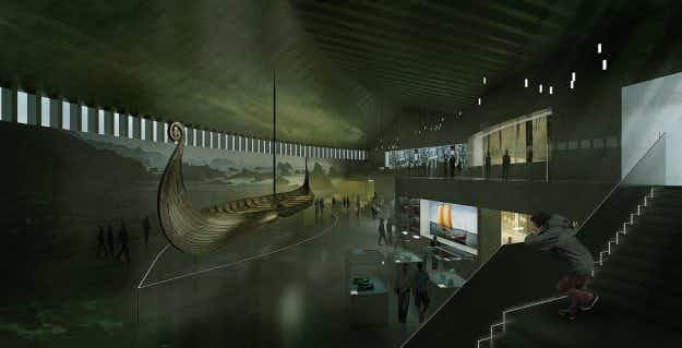 World's oldest Viking ships will be displayed in new museum extension in Oslo