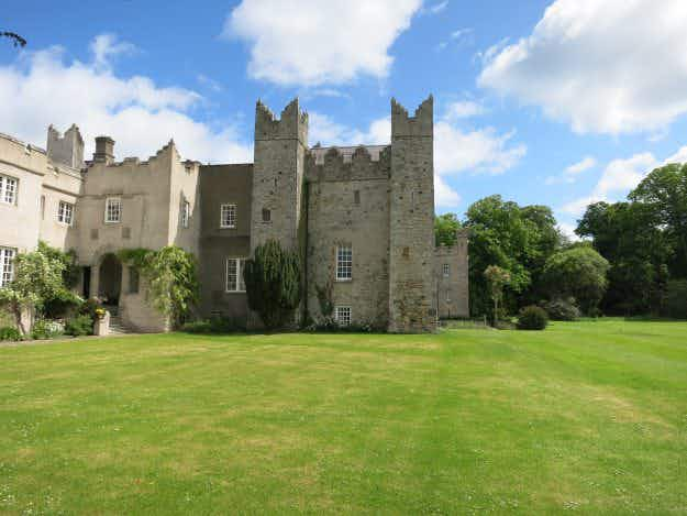 Historic Howth Castle in North County Dublin opens its doors for first ever public tours