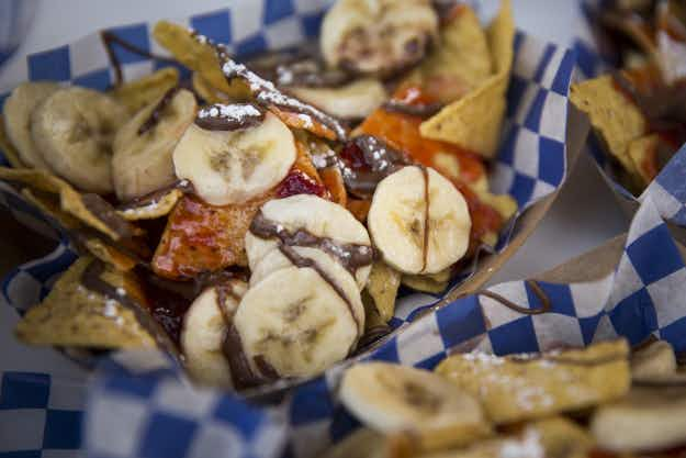 Check out the crazy new food available at this year's Canadian National Exhibition in Toronto