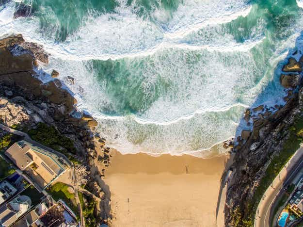Australian pilots share spectacular views from above with drone photography project