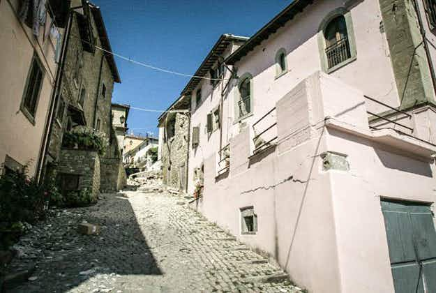 Italy museum takings donated to earthquake relief effort