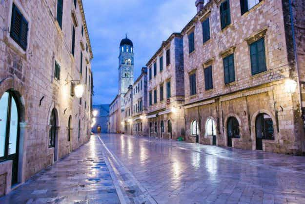 Dubrovnik moves to protect its historic Old Town from overcrowding