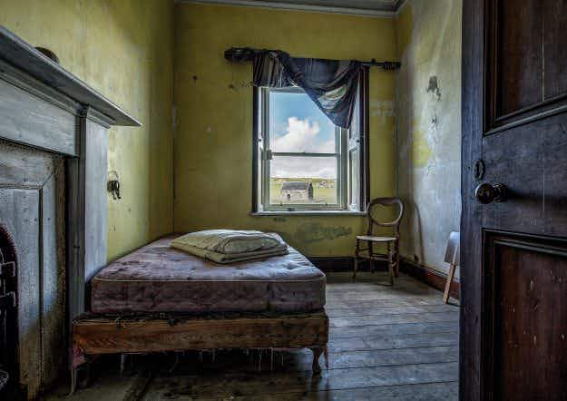 Former Buzzcocks drummer captures beautiful pictures of abandoned Outer Hebrides homes
