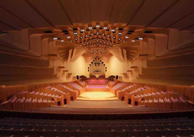 First look at the new development designs for Sydney Opera House