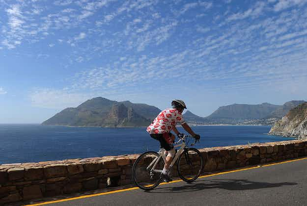 Major plans ahead as South Africa's Western Cape cycle route launched