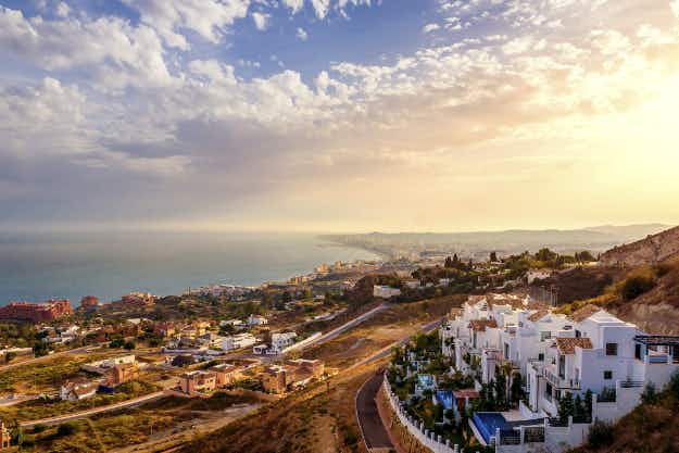 Revealed: Costa del Sol gets even more sunshine than the Canary Islands