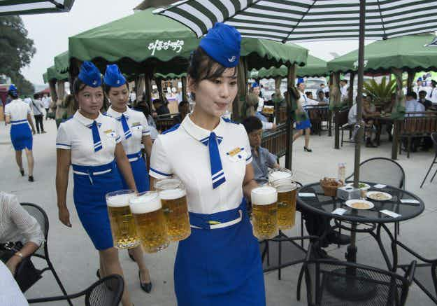 North Korea breaks new ground with first ever beer festival