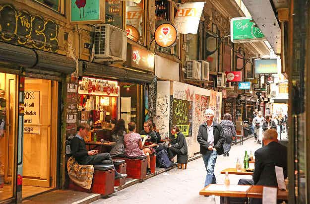Melbourne has once again been named the world's most liveable city