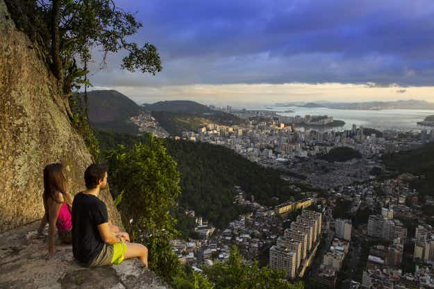 Brazil says it hit Olympic tourism goal and prepares for post-Games boom