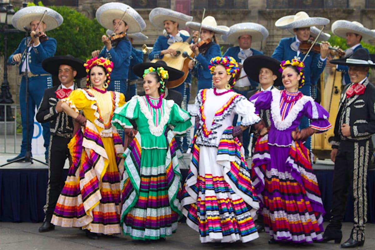 Festival in Mariachi in 2021