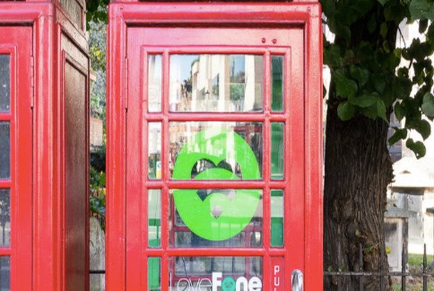 Some of London's iconic red phone boxes are being revamped for a new generation