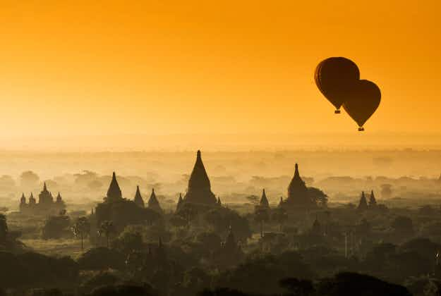Visitor numbers snowball as tourist industry booms in Myanmar