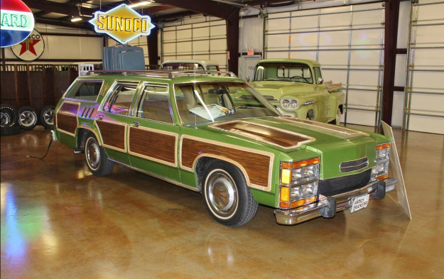 Planning a family road trip? You can buy the iconic car from National Lampoon's Vacation