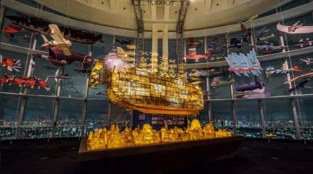 Celebrate the animated magic of Studio Ghibli at Tokyo's 30th anniversary exhibition