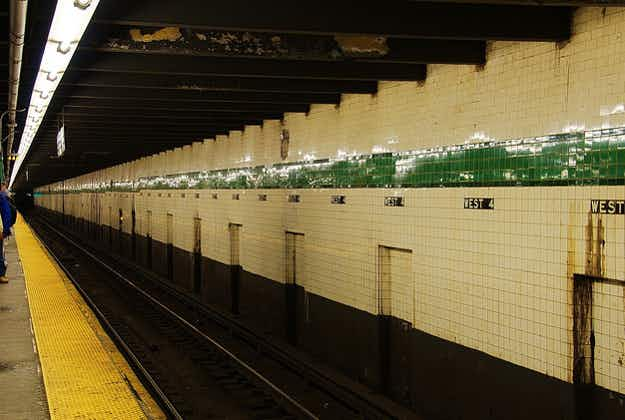 Operation Track Sweep to target New York's grimy subway stations