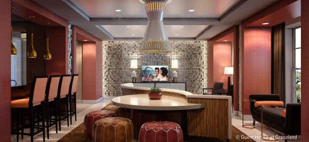 New hotel at Elvis Presley's Graceland set to open in October