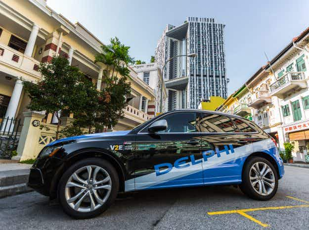 Singapore to begin extensive testing of driverless vehicles