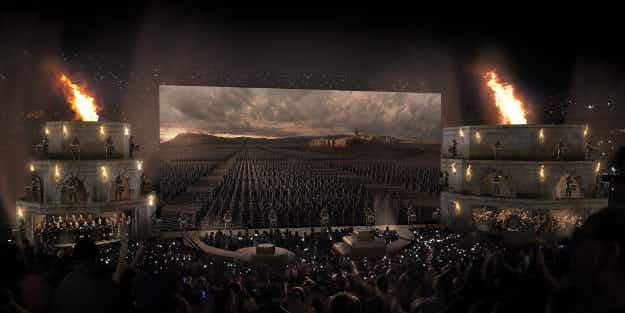 Game of Thrones live concert experience will tour North America in 2017