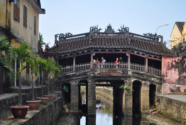 Experts call for restoration of 400-year-old symbolic bridge in Vietnam