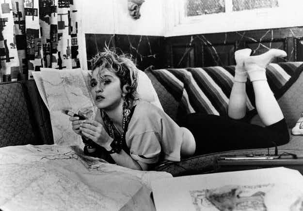 New York set to host Madonna Film Festival to mark 25 years since Blond Ambition tour