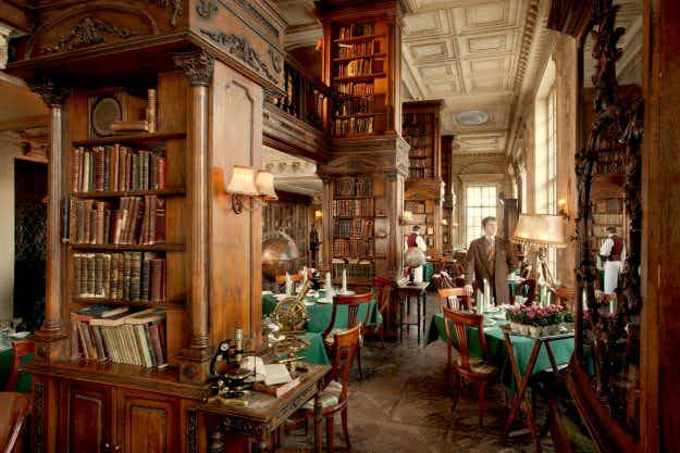 Moscow's famous Cafe Pushkin set for global expansion