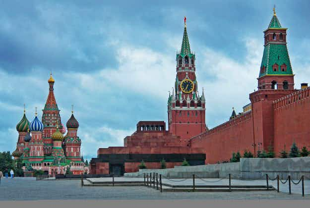 Learn about Moscow's architecture and design history with an English-language tour