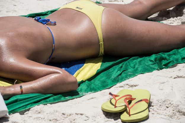 Why Brazilians think foreign tourists have such bad beach etiquette