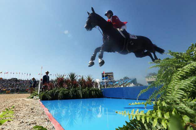 Apple juice, blankets and a massive baggage allowance - how horses travel to Rio for the Olympics
