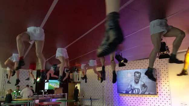 New art installation celebrates Rio Olympics with nod to Czech running champion