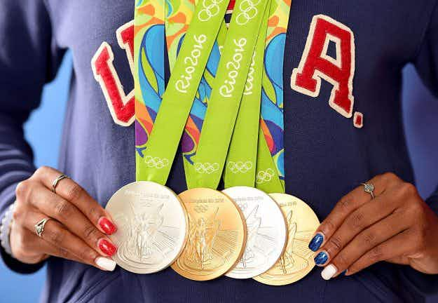 The American universities racking up more Olympic medals than many countries at Rio