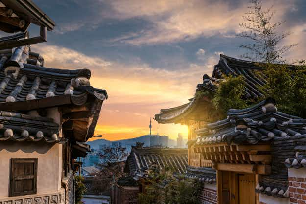 Visitors can now get a peek inside 23 of Seoul's traditional hanok houses