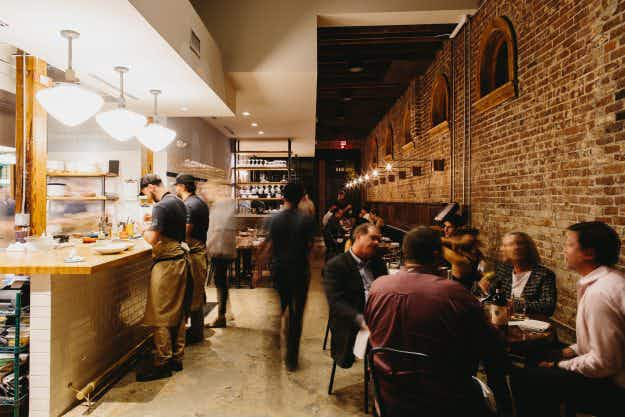 America's best restaurant is on a humanitarian mission in Atlanta