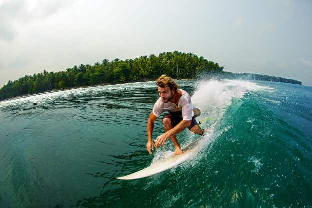 New tax will mean foreign surfers must pay to ride Mentawai waves in Indonesia