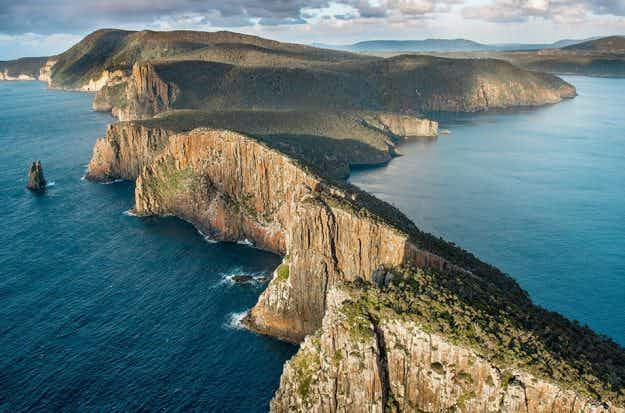 Tasmania's spectacular Three Capes Track is about to get a major expansion