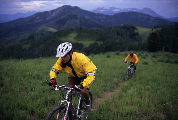 Proposed bill would lift ban on bikes in US wilderness