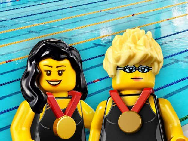 Singapore's Paralympic winners are immortalised as Lego figurines