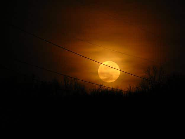 Approaching harvest moon will also be a penumbral lunar eclipse