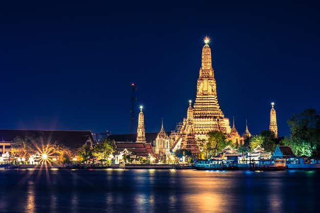 Bangkok has surpassed London as the top international travel destination for 2016
