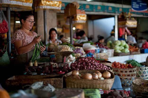 Indonesia hopes to promote Bali as a gastronomic tourism destination