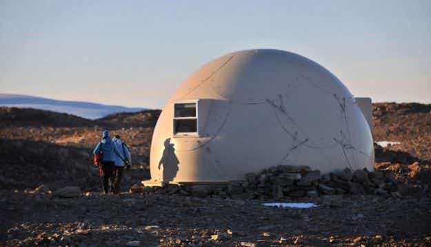 Time to raid the savings? Glamping in Antarctica is now a reality