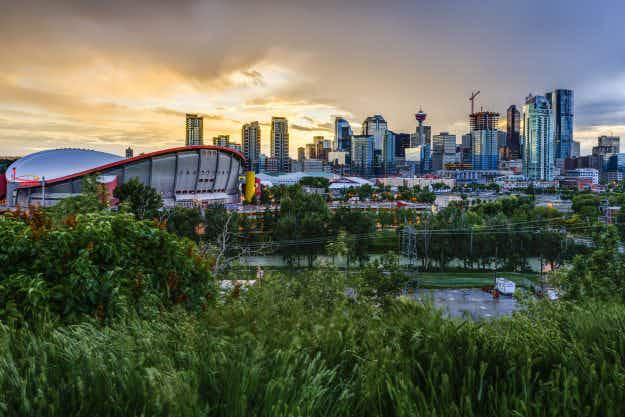 Calgary offers locals and tourists free pedal-powered Wi-Fi