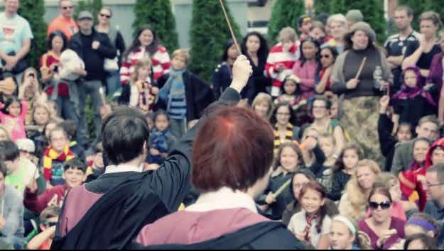 Visit Hogwarts, Hogsmeade and more without leaving Philadelphia at a Harry Potter festival