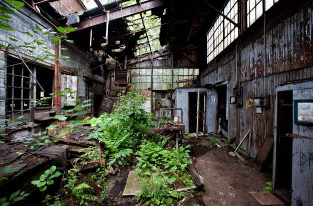 New photography book showcases abandoned America in all its glory